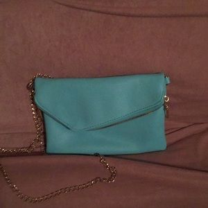Handbags - Purse with chain strap